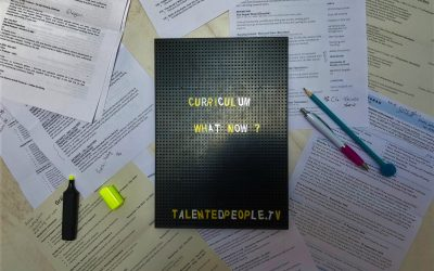 10 Ways to Make Your CV Sing