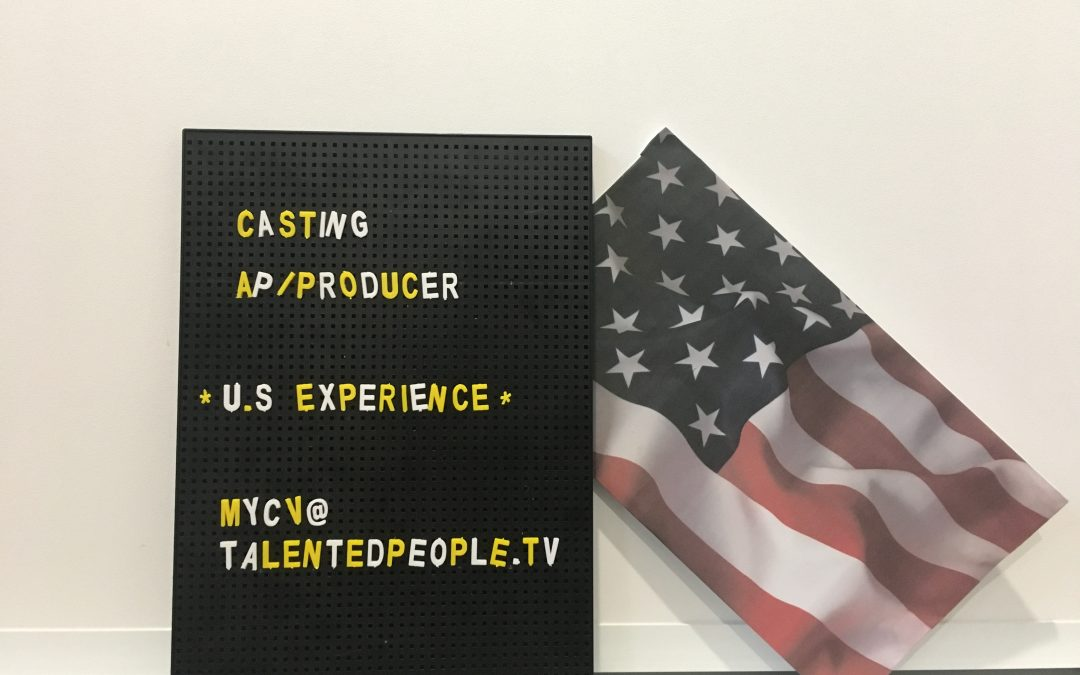 Casting AP / Producer with US experience to join a thriving  Development team